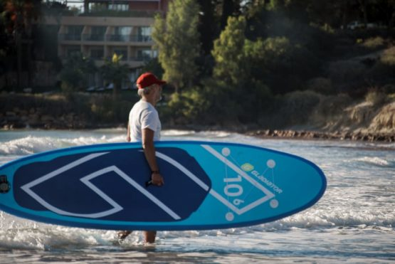 Gladiator SUP-Boards - 10.6 Voyage