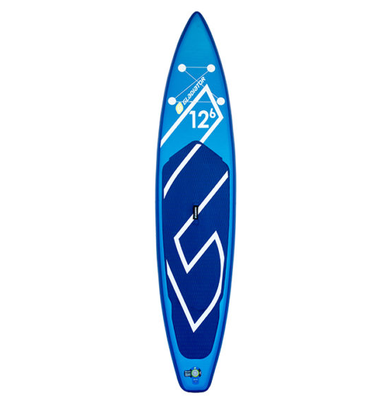 mietsup.de - Gladiator SUP-Boards /12.6 Explorer