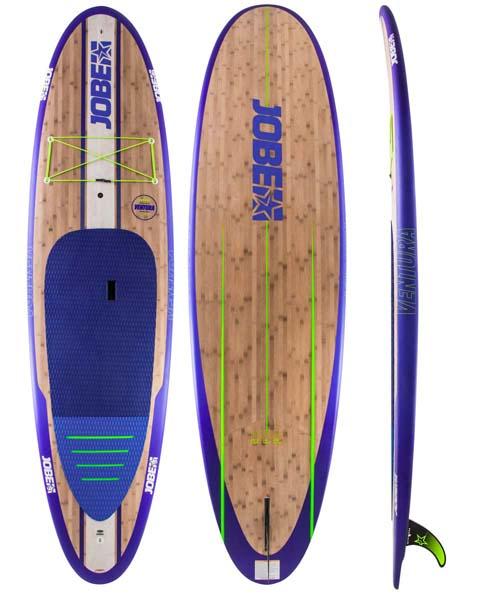 mietSUP JOBE ventura 11. 6 SUP Bambus BOARD